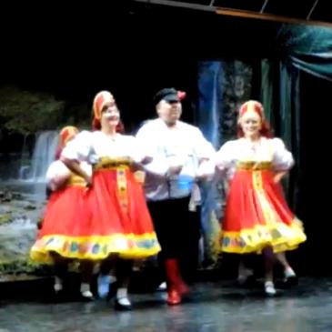 Танец Не ходите девки (видео 27 апреля 2018 года)