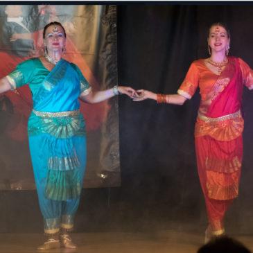 танец «Индийский карнавал» от 2 июня 2018