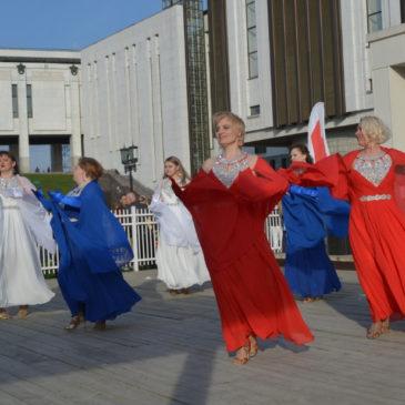 танец «Русский вальс» от 1 мая 2019