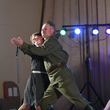 танец «Майский вальс» дебют 27.04.2019