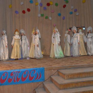 Выступление 27.04.2019 на Марафоне талантов «Радужные сны»