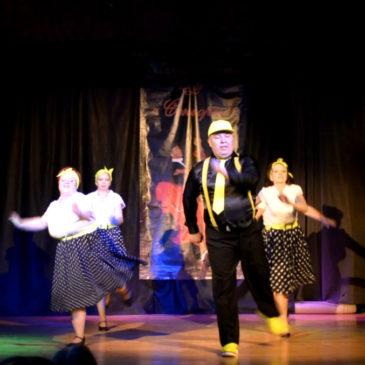 танец «Желтые ботинки» от 8.06.2019