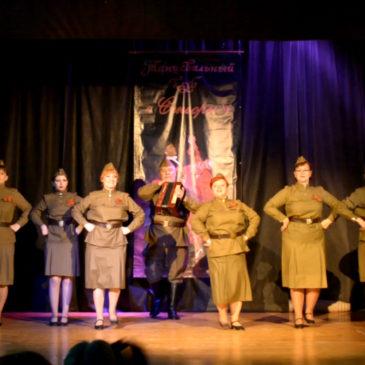 танец «Тальяночка» от 8.06.2019