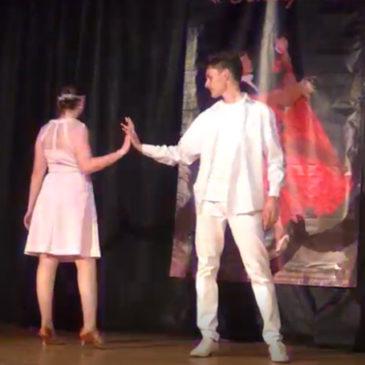 танец «Первая любовь» от 08.06.2019