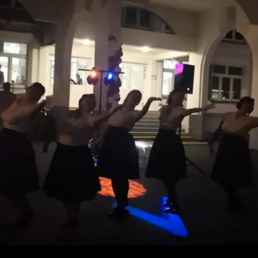 Танец «Дорогие мои Москвичи» от 8.09.2019