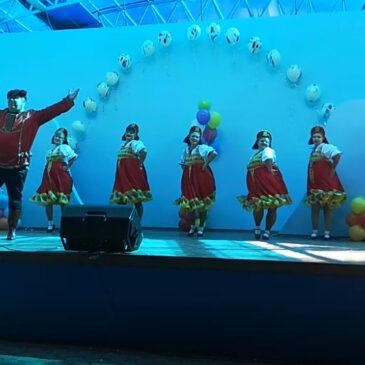 танец «Не ходите девки замуж» от 12.09.2020